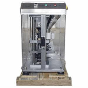 Laboratory tablet press machine